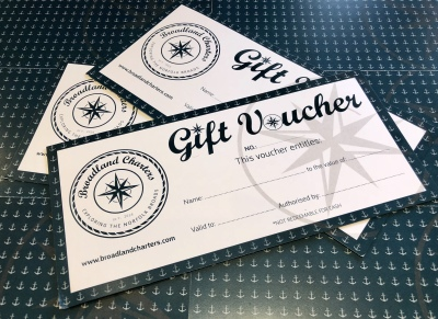 Cruise Vouchers Now Available