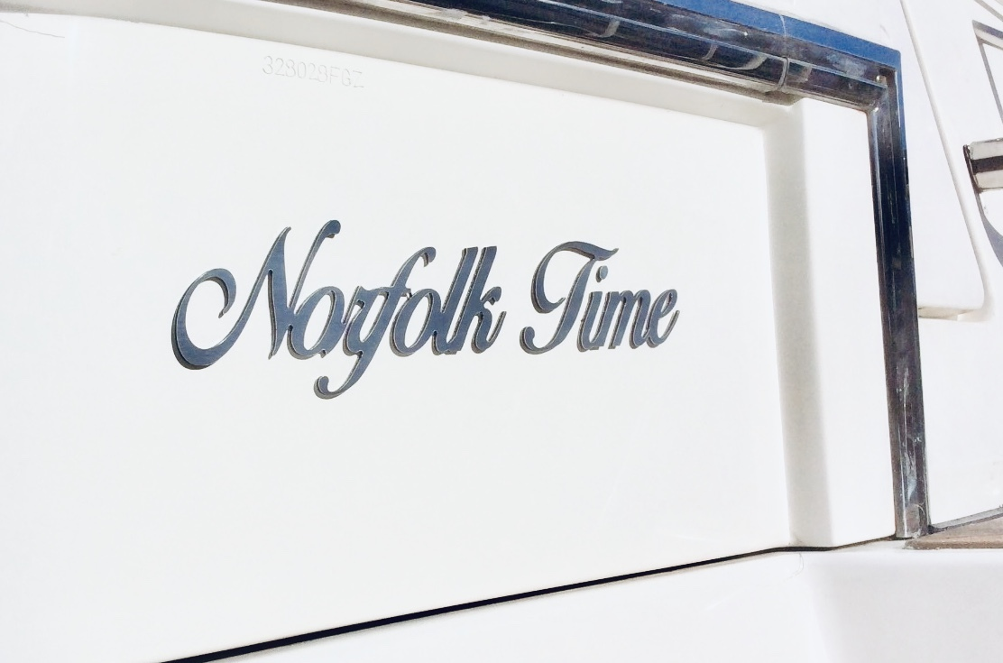 Norfolk Time is Officially Named
