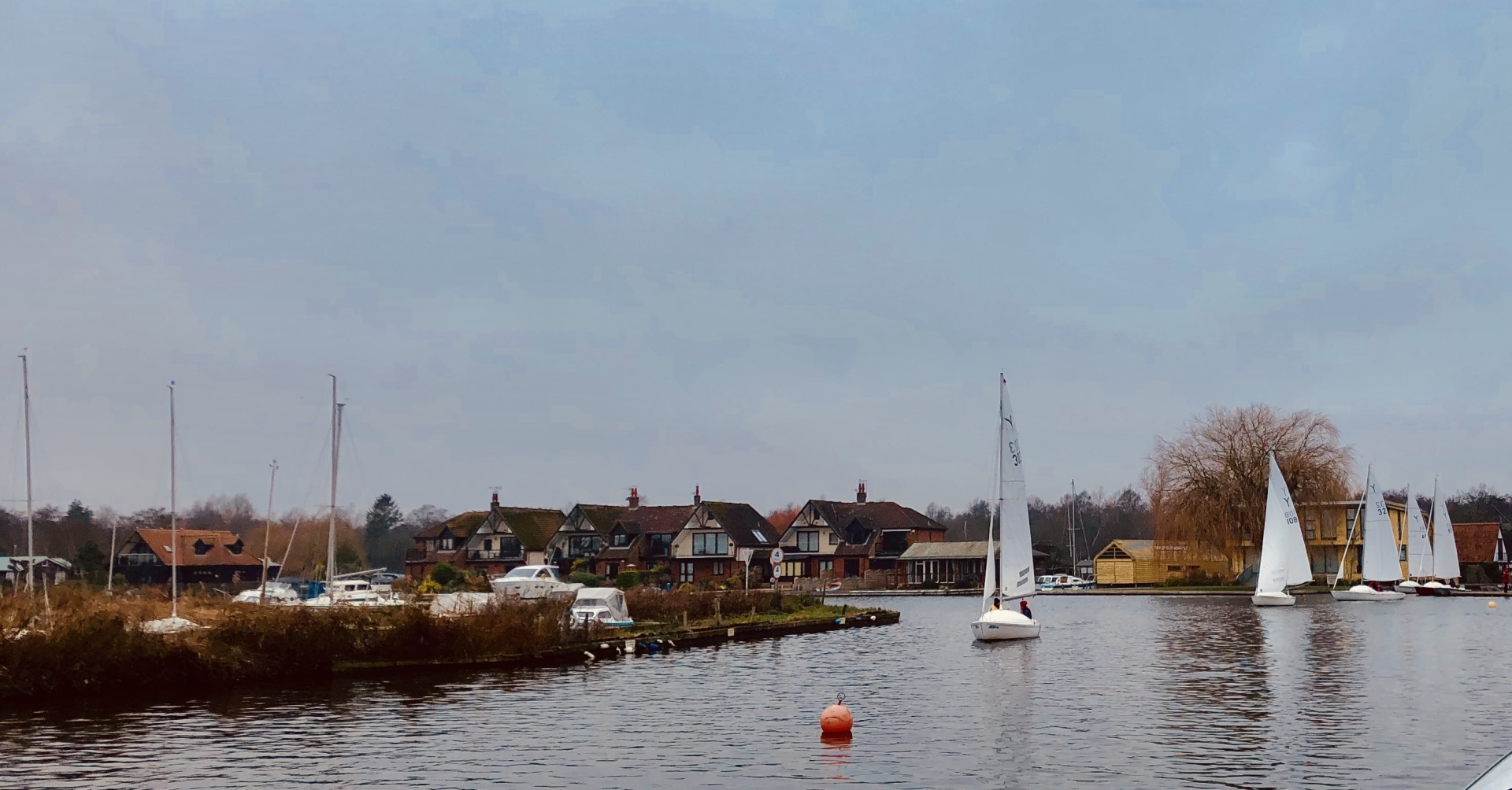Norfolk Broads, Horning, Norfolk Time, Charter Boat, Day Boat Hire