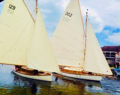 Get Afloat for the Three Rivers Race